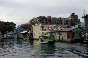 Hidroavião de Vancouver a Victoria