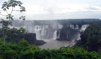 Cataratas de Foz do Iguaçu