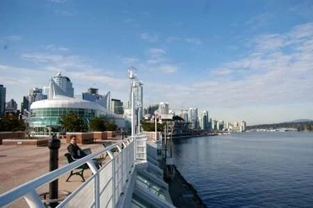 Canada Place em Vancouver