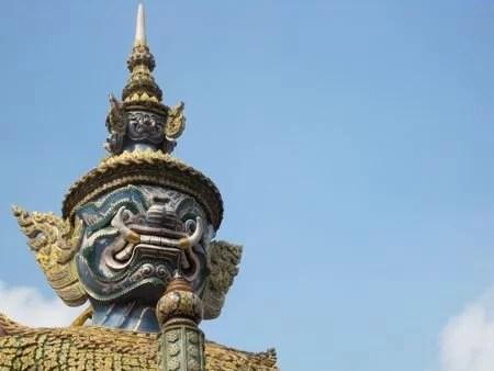 Bangkok by Mikix