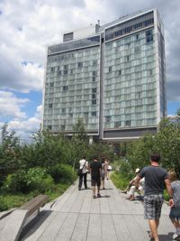 High Line by Mikix