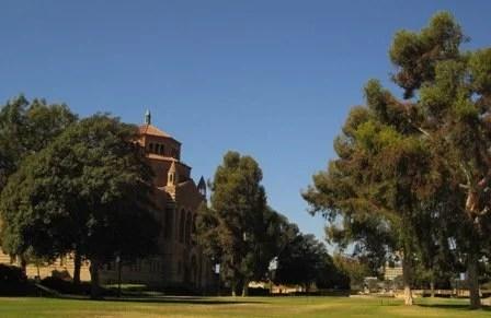 Campus da UCLA