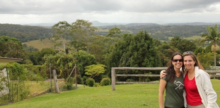 Explorando a Hinterland de Queensland
