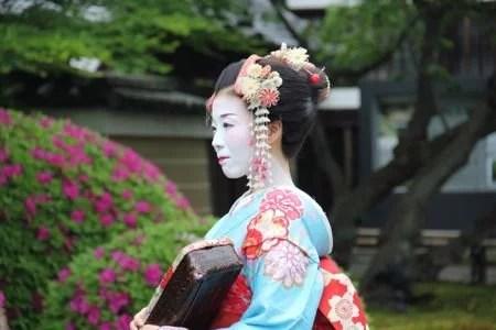Gueixa em Quioto