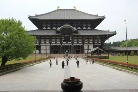 Templo em Nara