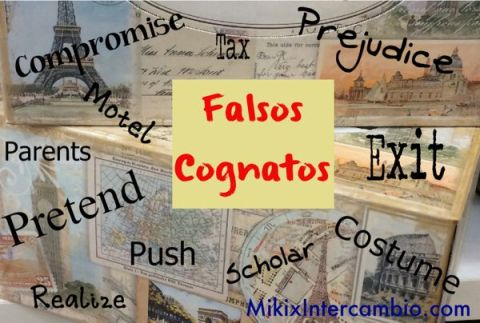 Falsos Cognatos