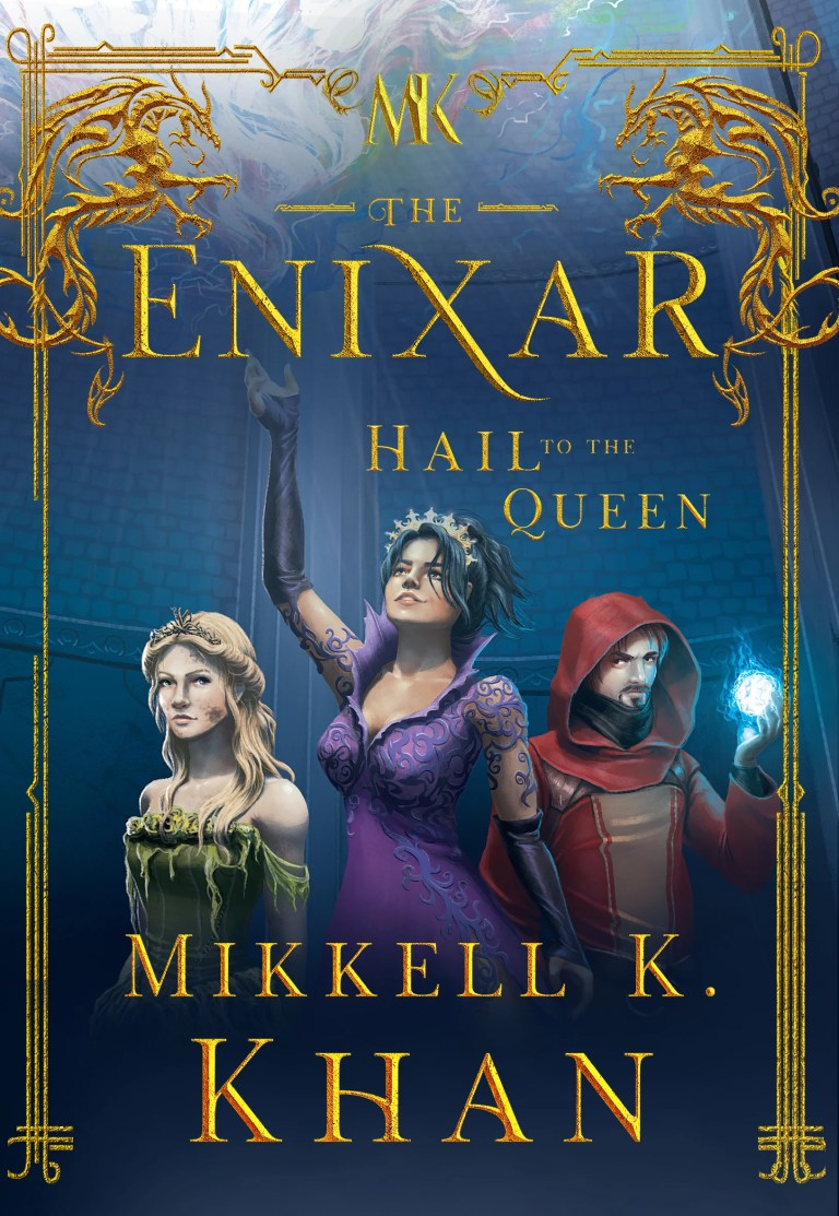 The Enixar – Hail To The Queen is now available
