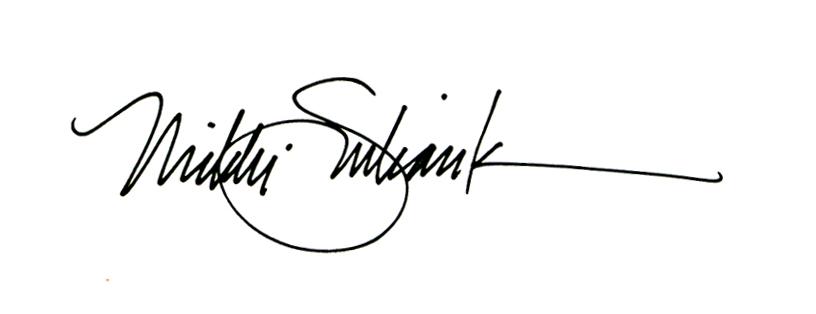 Examples Signatures Cursive