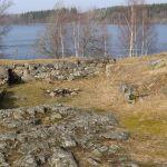 Med utsikt over Norrasjön.