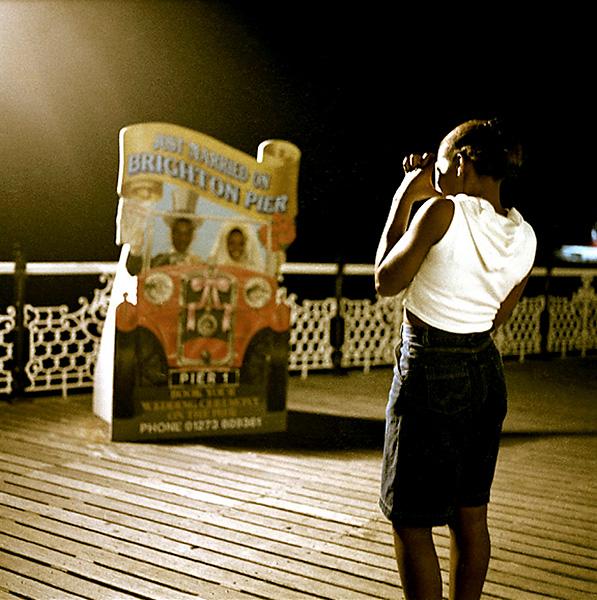 Brighton Palace Pier - Summer memories.
