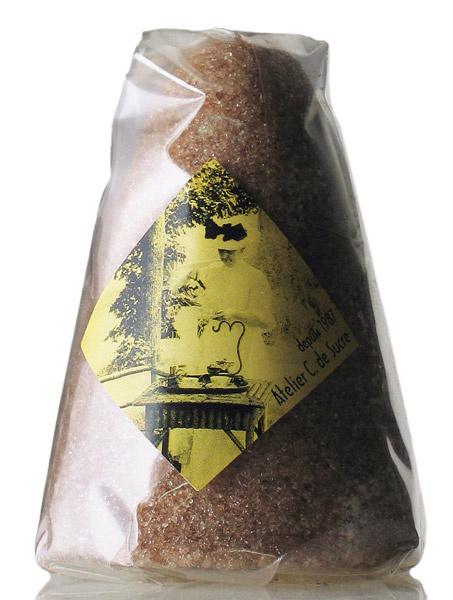 Comb shaped rock of Brown Sugar
