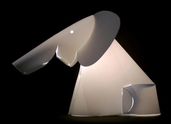 lamp childrens elefant