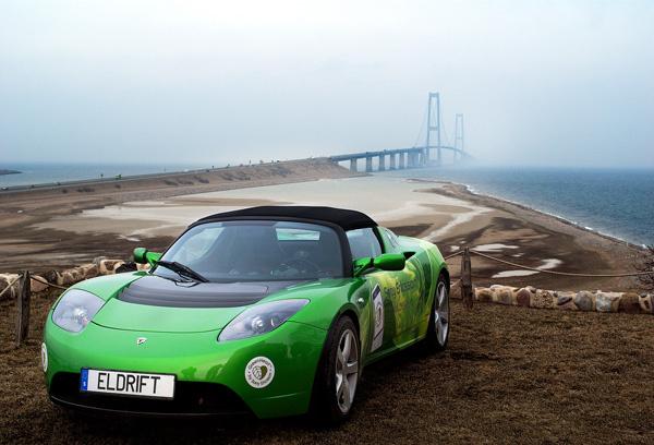 Tesla Green Storebaelt Miklas Njor