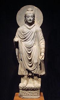 Gandhara_Buddha
