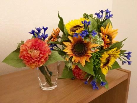 Handmade Sunflower Bouquet