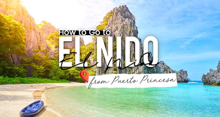 How to Go to El Nido from Puerto Princesa