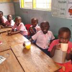 Eversheds supports the Mikoroshoni Primary School, Mombasa 'Feed to Educate' programme