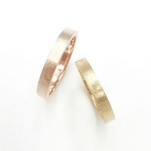 繊細 結婚指輪