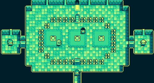 ヒメ様をゴールに連れて行く為の攻略ポイントは?仲間たちがヒメ様とシンクロしている為ヒメを上に動かすと他の仲間も上に移動するので全てのキャラクターの位置を把握する必要が有ります。