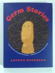 """Titel """"Germ Stories"""" von Arthur Kronberg"""