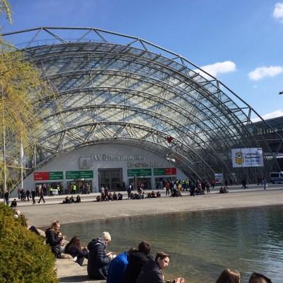 Congress Center Leipzig (Thiele)