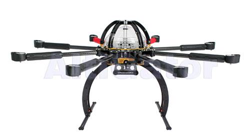 Droidworx : Drones, Mikrokopter, OnyxStar, Droidworx