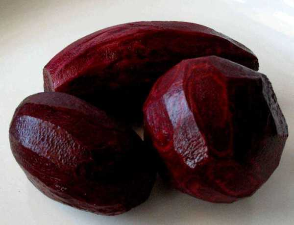 How to quickly cook the beets in the microwave in the package photo 7