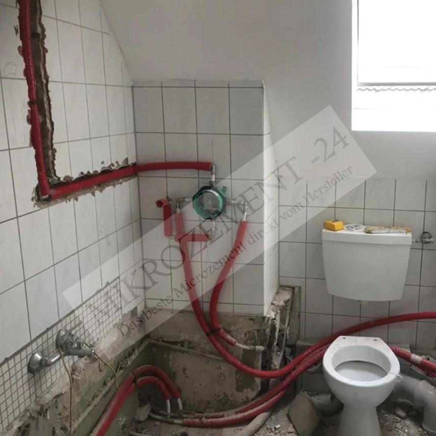 Mikrozement-24.de_Microzement-24.com_F-Wall_Wand_Dusche_fugenlos_behindertengerecht_antrazit_vorher