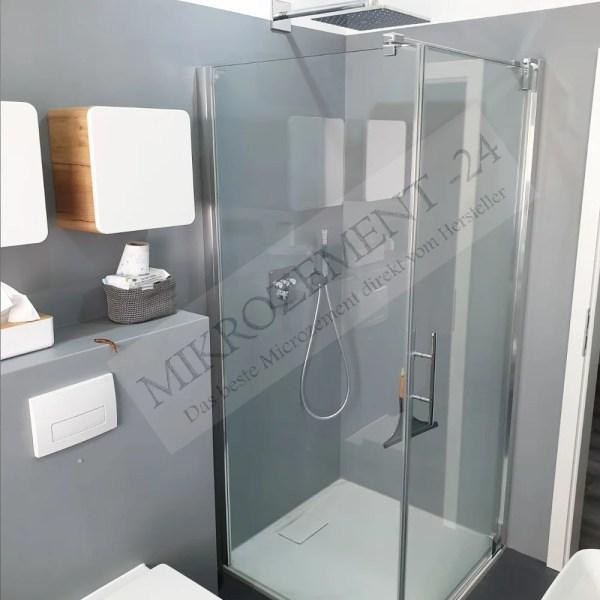 Mikrozement-24.de_Microzement-24.com_WC Bad Boden Wand in Ral_GORAL_begehbare dusche