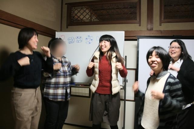 ヨガ教室みくり家☆大人のココロ学校ココクリ講座
