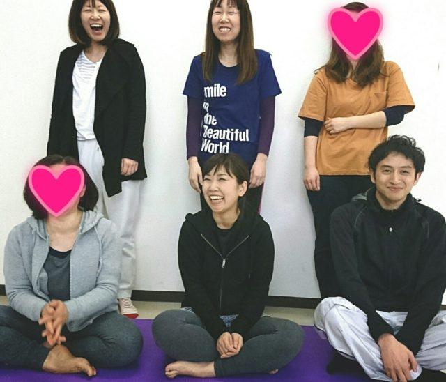 茨城県守谷市ヨガ教室みくり家生徒さん3