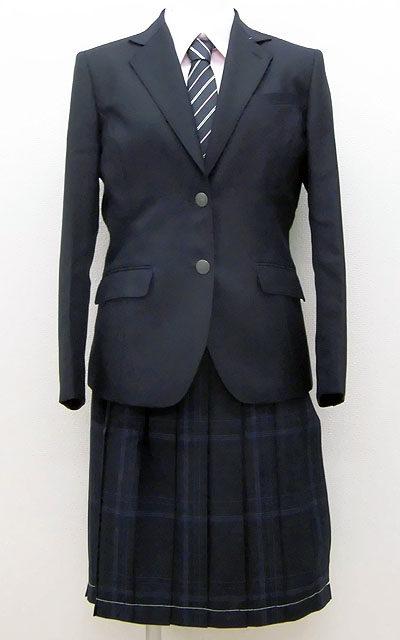 岡崎東高校(冬服女子)