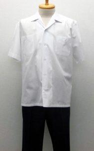 岡崎北高校(夏服男子)