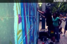 Graffiti Meeting Cristo Rey_ July 2012_ 14