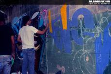 Graffiti Meeting Cristo Rey Summer 2012
