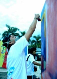 Santo Domingo [2010] Capital Americana de la Cultura Mikusy Montana + Graffiti Writers