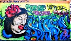 Grafiti Meeting : Club Los Cachorros, Cristo Rey