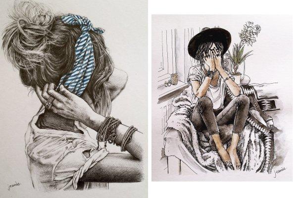 Beautiful Drawings Mikuta.nu