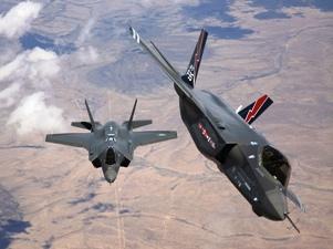 Норвегія замовила перші два винищувачі F-35