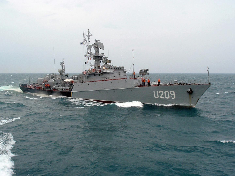 """Середземноморський похід """"Тернополя"""" триває"""