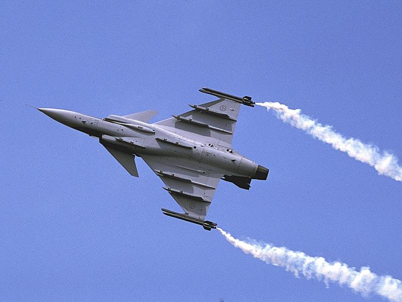 Швеція купить 60 Gripen NG