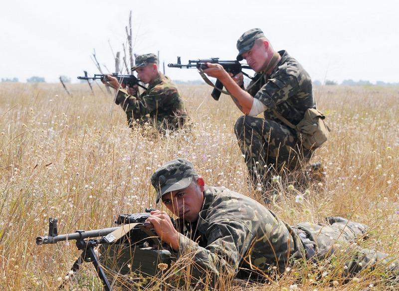 Розвідники 28 механізованої бригади місяць проведуть на полігоні