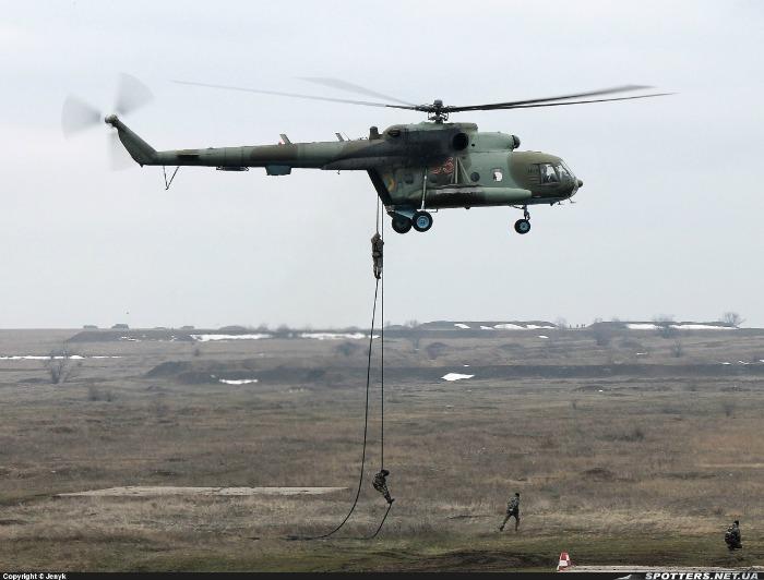 79 ОАерМБр випробувала нові системи спуску