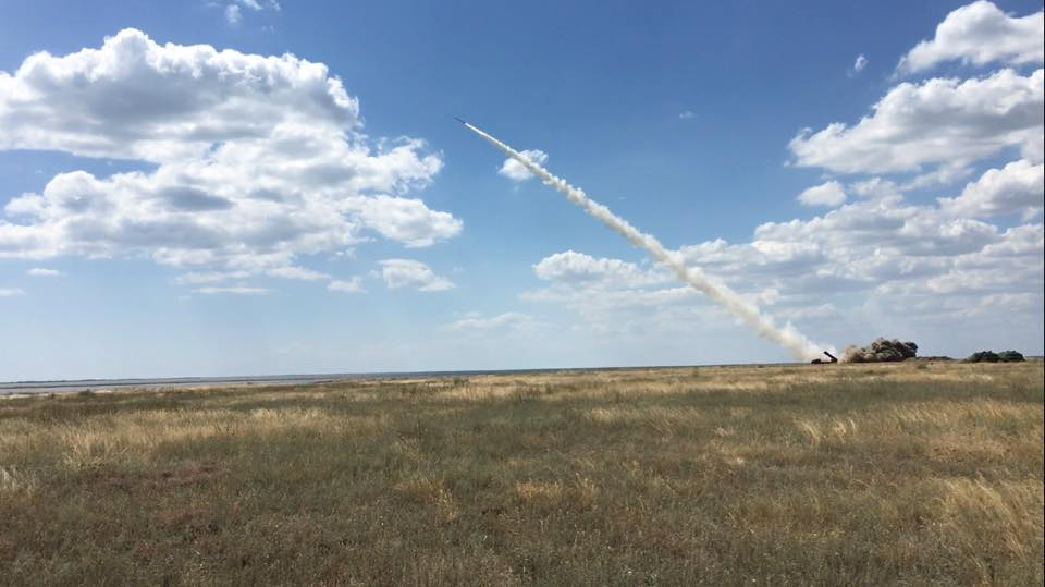 В Одеській області створять полігон для випробування ракетної військової техніки