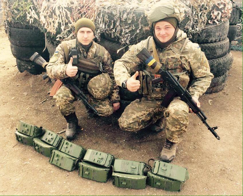 ЗВІТ. Партія м'яких коробів доставлена для 137 батальйону морської піхоти