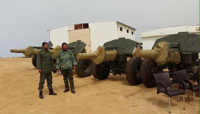 Нещодавно помічені зразки озброєнь поставлені до Лівії попри ембарго вже помічені у боях.