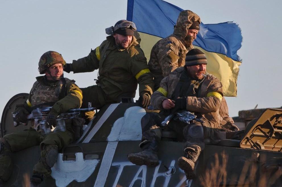 Вуглегірський рахунок 13-го батальйону: початок операції під Дебальцевим