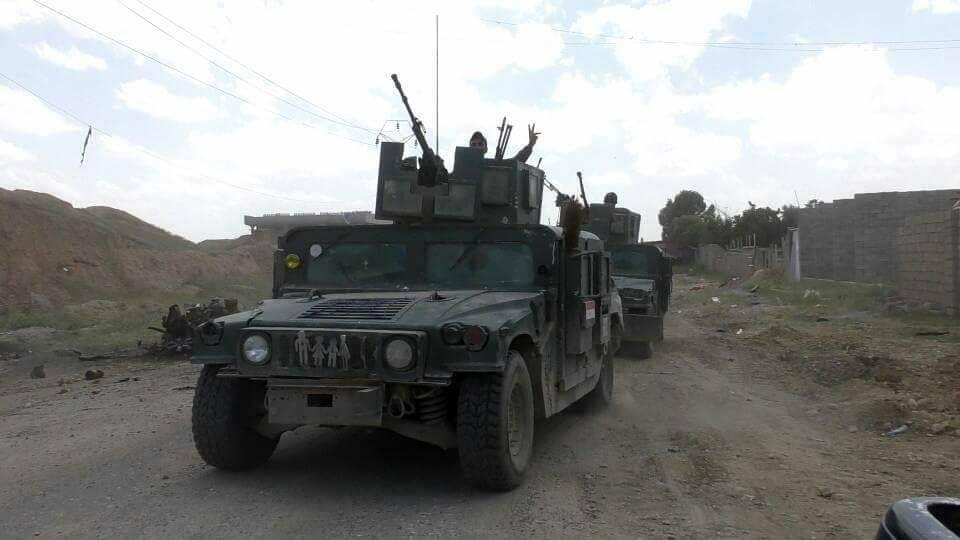 Контртерористичні сили просунулись на 1.5 км в Мосулі