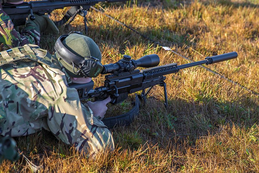 Українські снайпери перемогли на Кубку світу серед військових снайперів