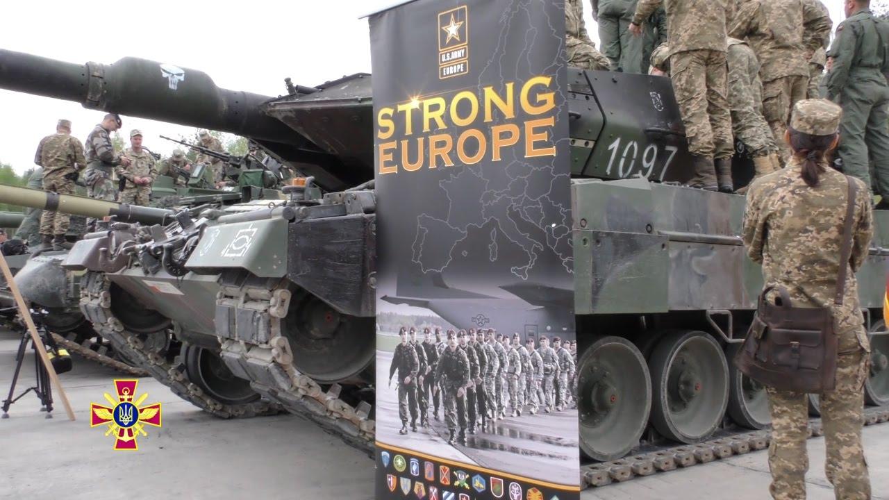 «Strong Europe Tank Challenge» – другий день змагань.